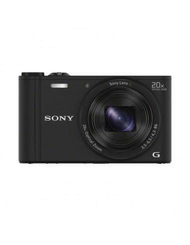 Cámara Compacta - Sony DSCWX350B Negra