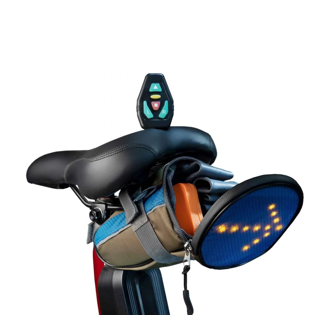 Bolsa sillín Indicadora - Zeeclo A220