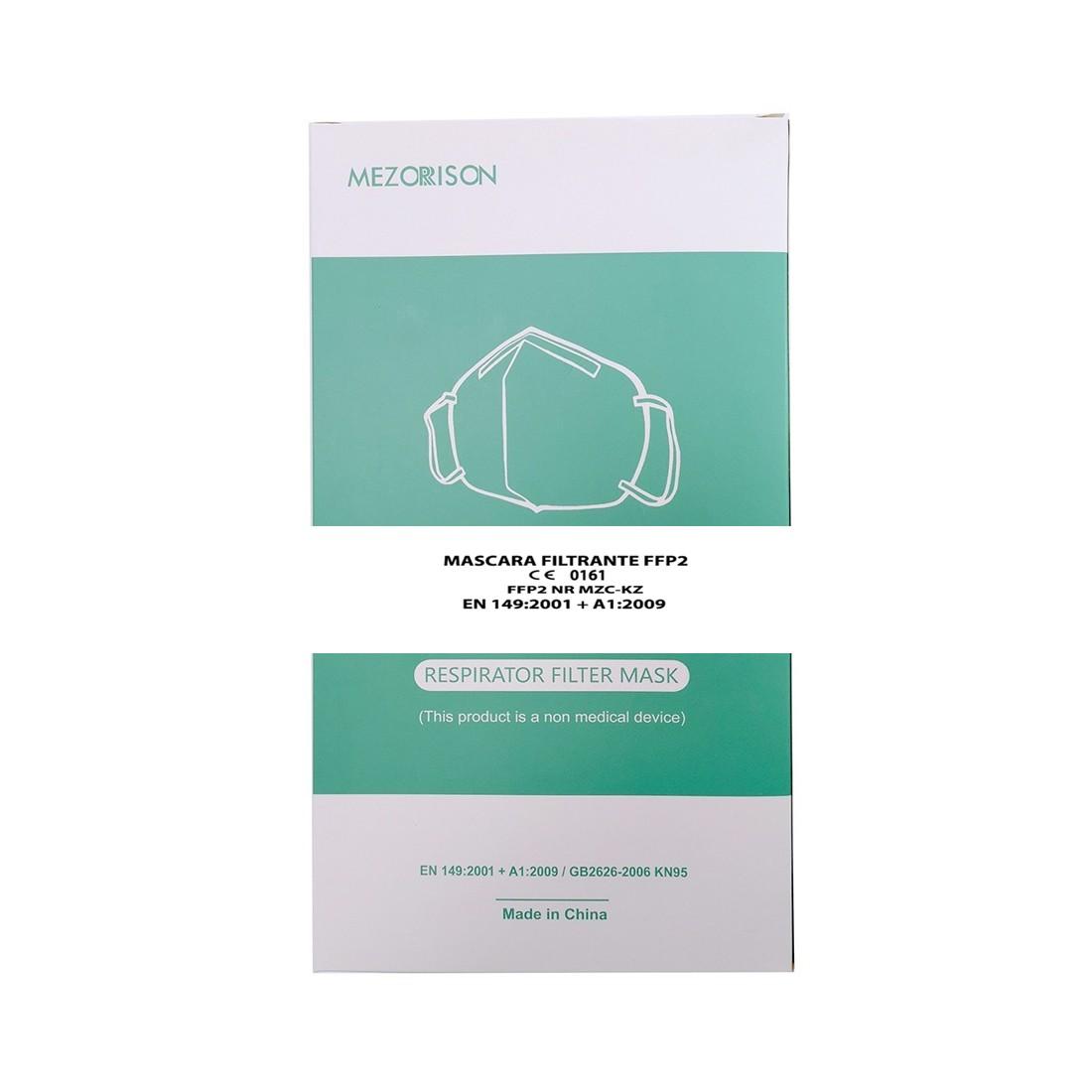 Mascarillas - Caja KN95 60 unidades 5 capas