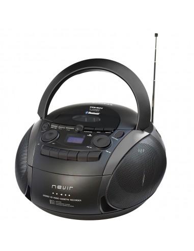 Radiocassette CD NEVIR NVR-482UCM,...