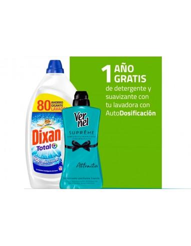 Balay te regala 1 año de detergente...