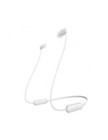 Auricular Interno - Sony WIC200W Blanco