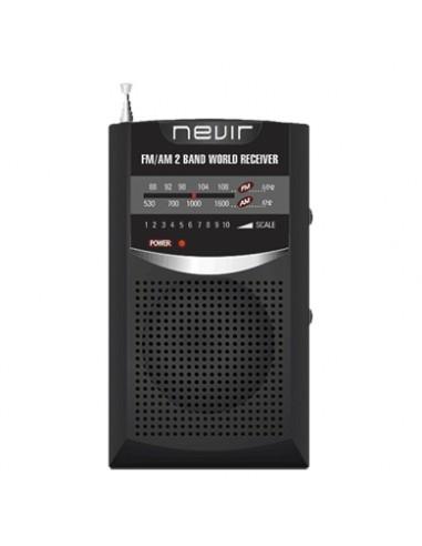 Radio Portátil - Nevir NVR136N