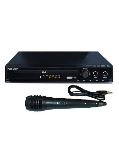 DVD Reproductor - Nevir NVR2329DVDKUM