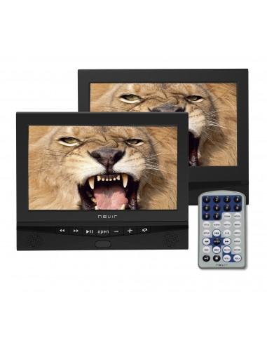 """DVD Portátil - Nevir NVR2778DVD 10"""" 2..."""