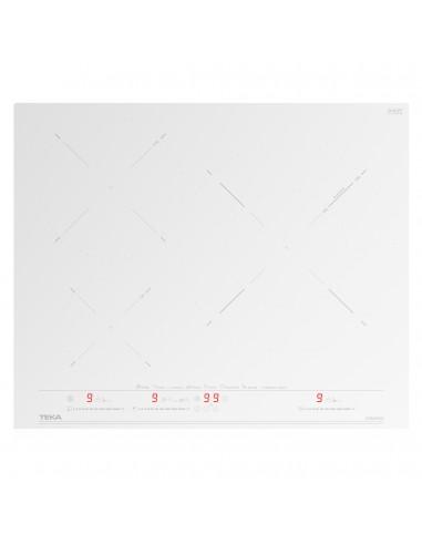 Placa Inducción - Teka IZC 63632 WH...