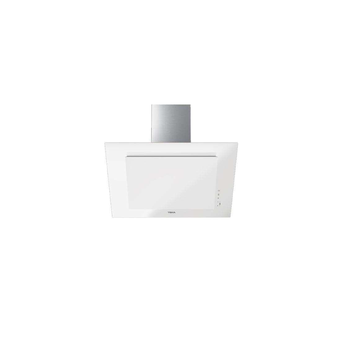 Campana Decorativa - Teka DVT 98660 TBS WH, 90 cm, Blanco