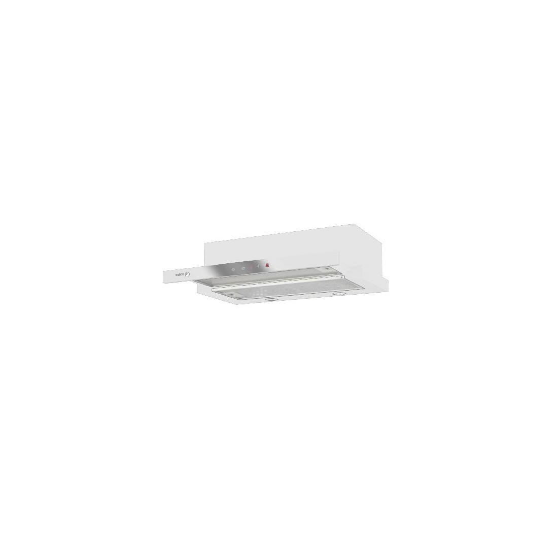 Campana Telescópica - Fagor 3AF3-645B, Eficiencia C, Acero Inoxidable, Extraíble