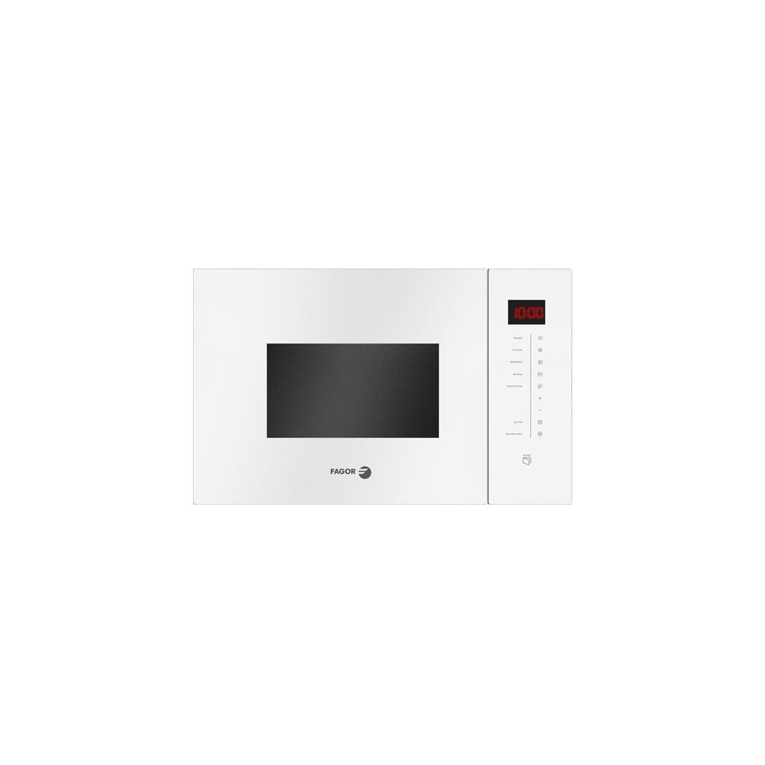 Microondas Integrable - Fagor 3MWB-25BTCGB, Blanco