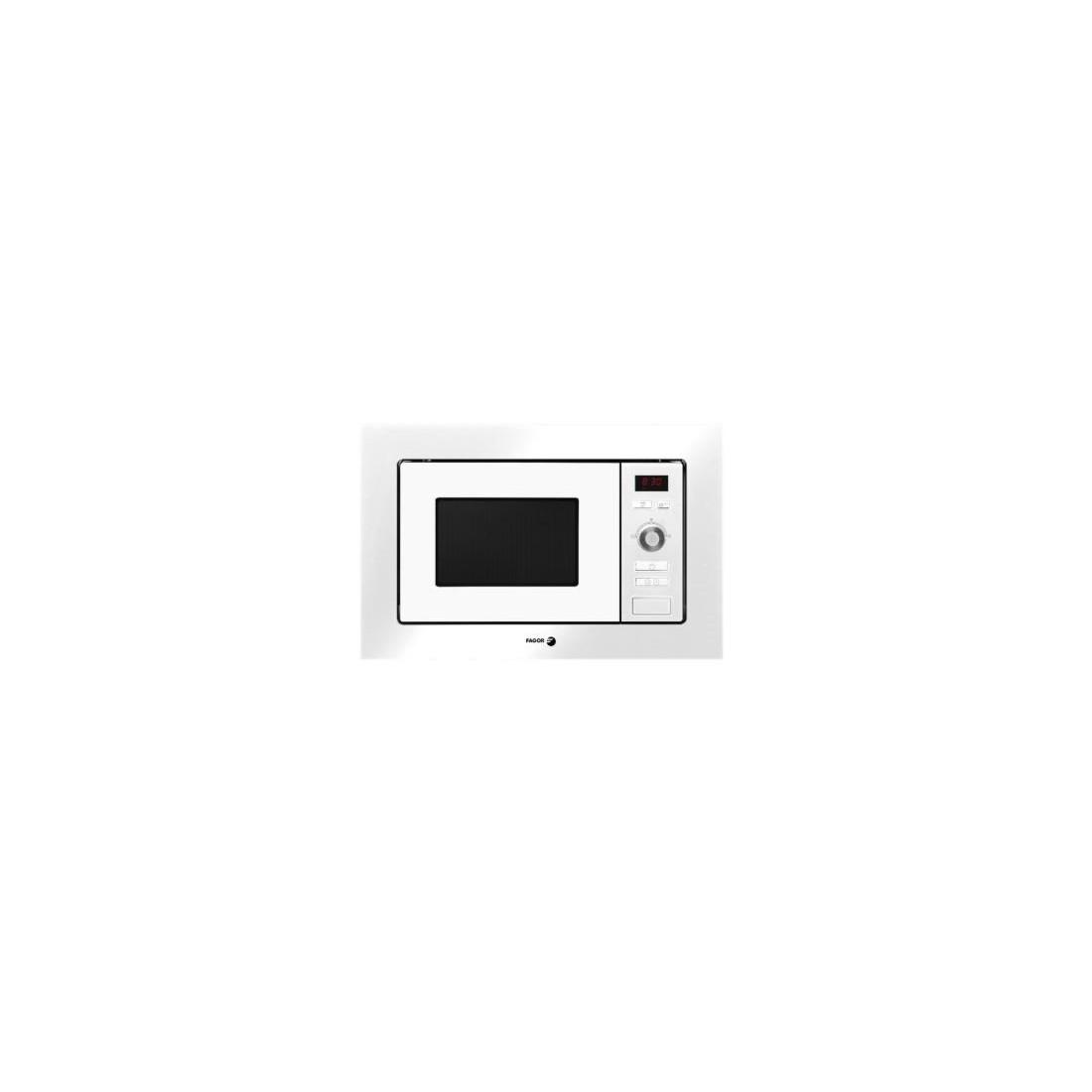Microondas Integrable - Fagor 3MWB-20CEGB, Blanco
