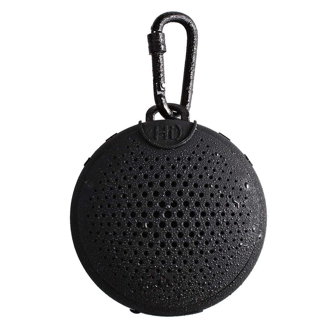 Altavoz Portátil - Boompods ABBLK Aquablaster, Alexa, Blanco