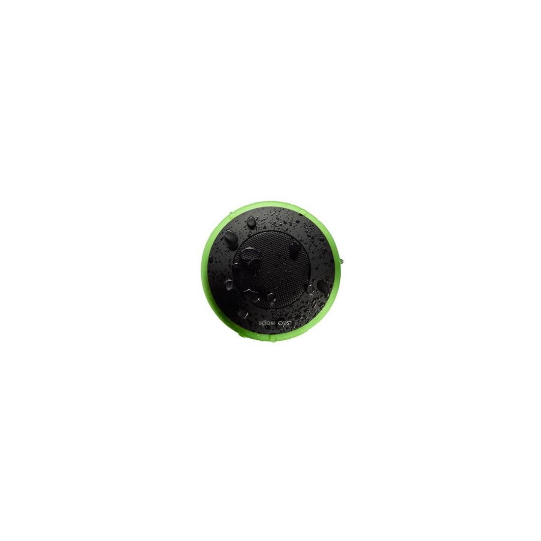 Altavoz Portátil - Boompods AQPGRN Powerboom, 5000 mAh, Bluetooth, Verde