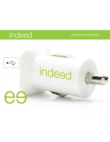 Cargador - Indeed INDDC3 Dual, 3 en...