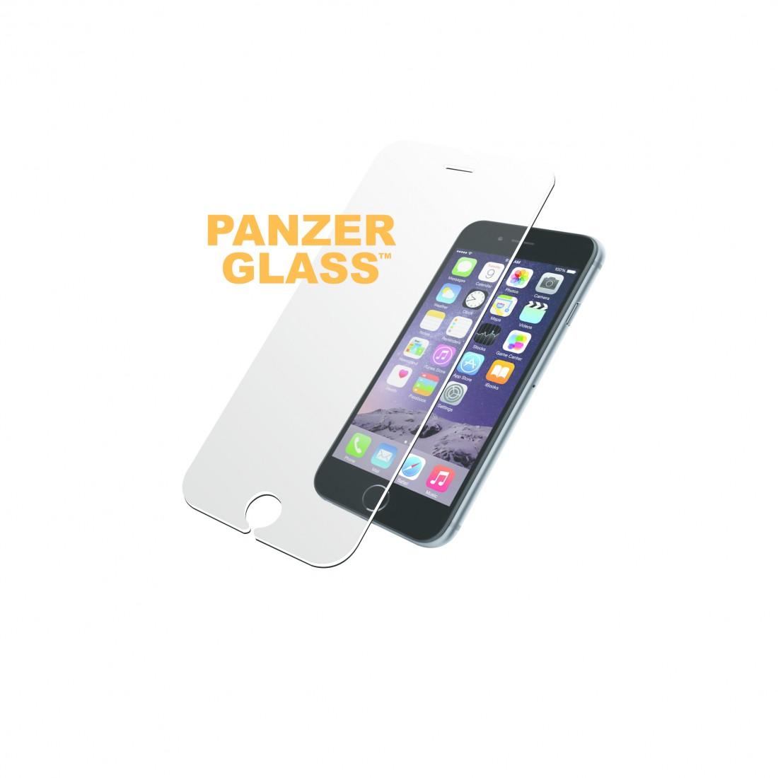 Cristal templado - Panzerglass P166255, Iphone 6/6S