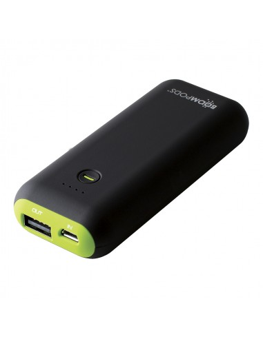 Batería Portátil - Boompods PB5BLK...