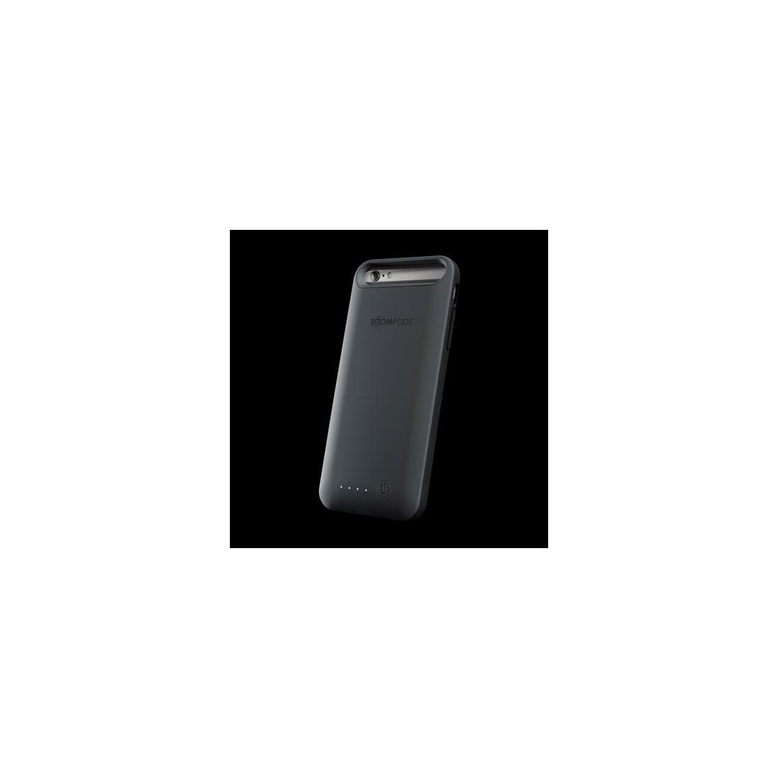 Funda Smartphone - Boompods PC6DGR, Iphone 6, Gris