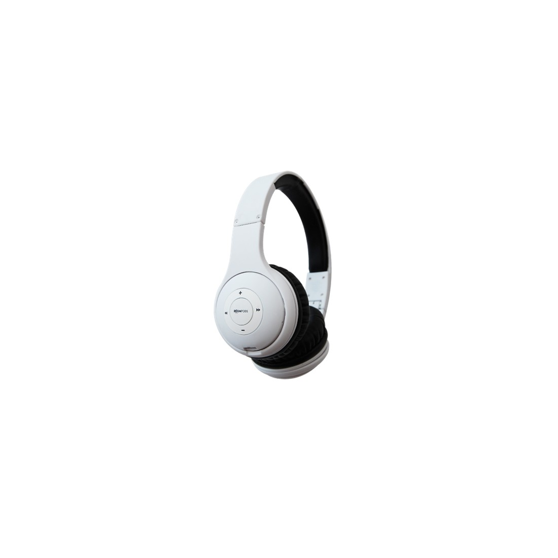 Auricular Diadema - Boompods WLHPWHT Headpods, Bluetooth, Blanco
