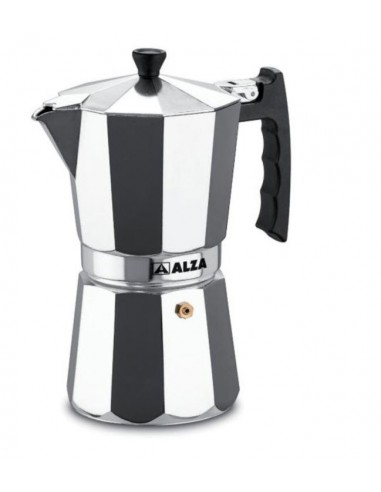 Cafetera Italiana - Alza LUXE 9 Tazas
