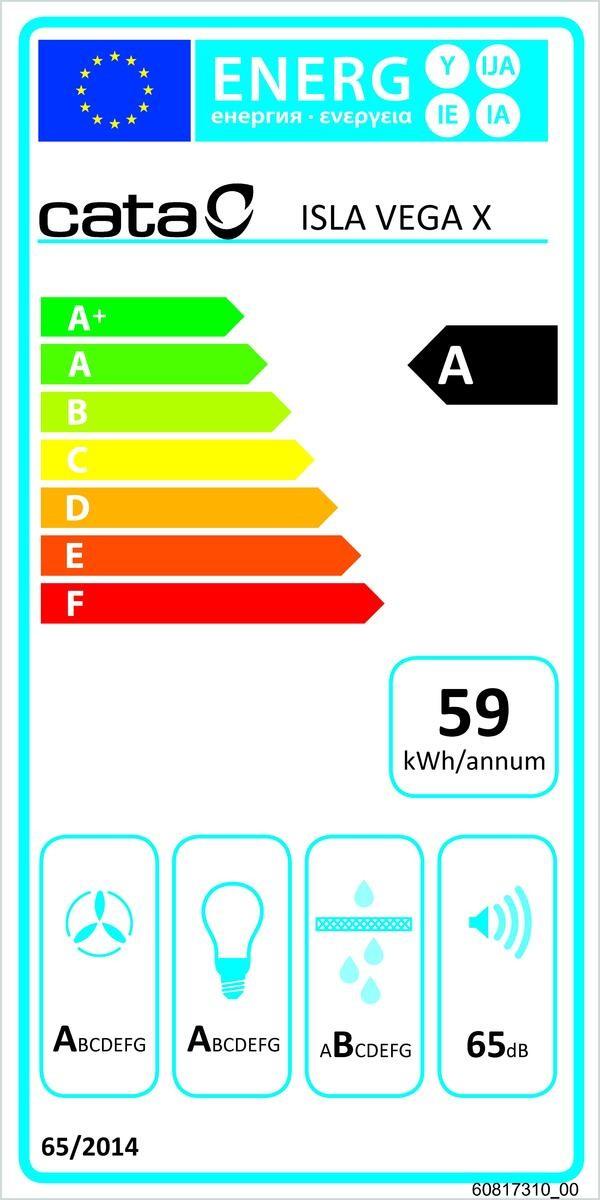 Etiqueta de Eficiencia Energética - 02119311