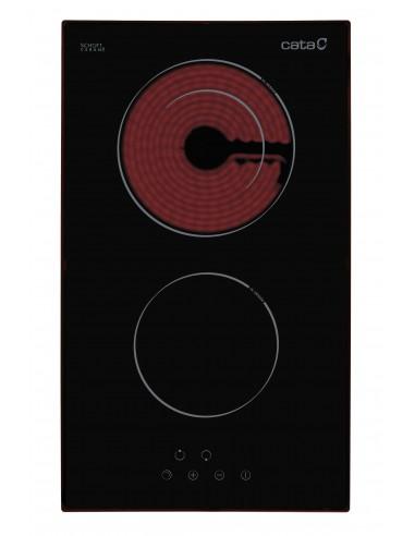 Placa Modular - Cata TD302, 2 zonas...