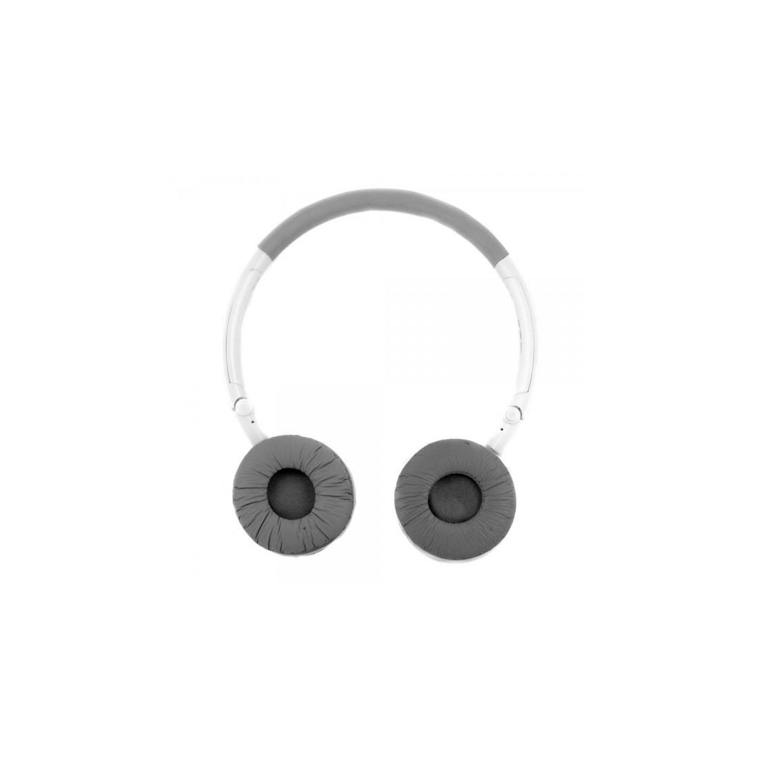 Auricular Diadema - Woxter WE26-017 BT60, Bluetooth, Blanco