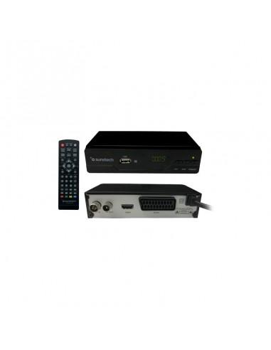 TDT - Sunstech DTB210HD2, HDMI USB