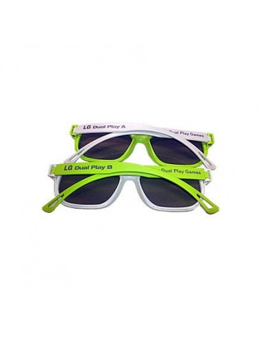 Gafas 3D - LG AGF200DR Dual Play