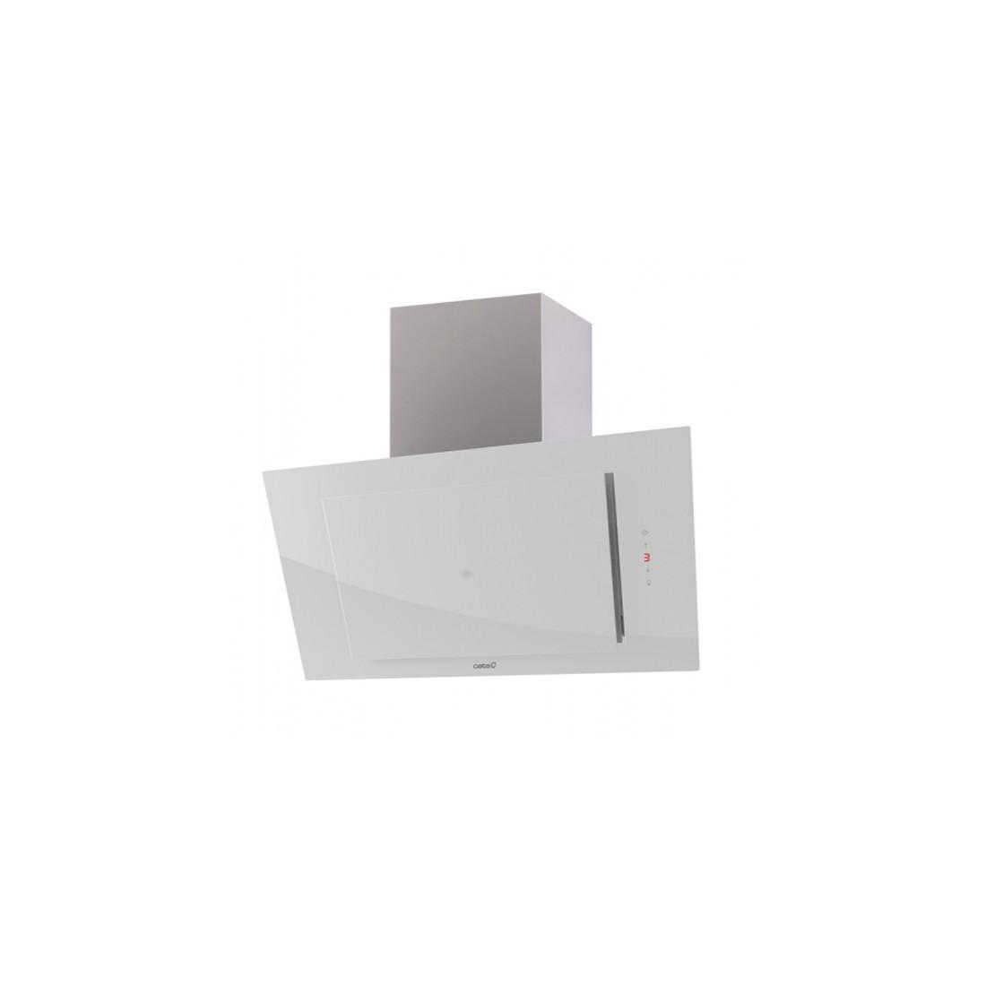 Campana Decorativa - Cata THALASSA 800XGWH Blanco, 80 cm