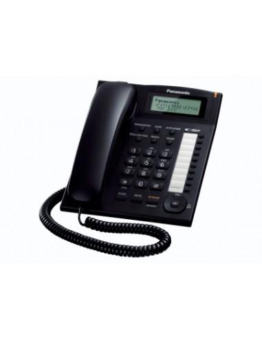 Teléfono Fijo - Panasonic KXTS880EXB