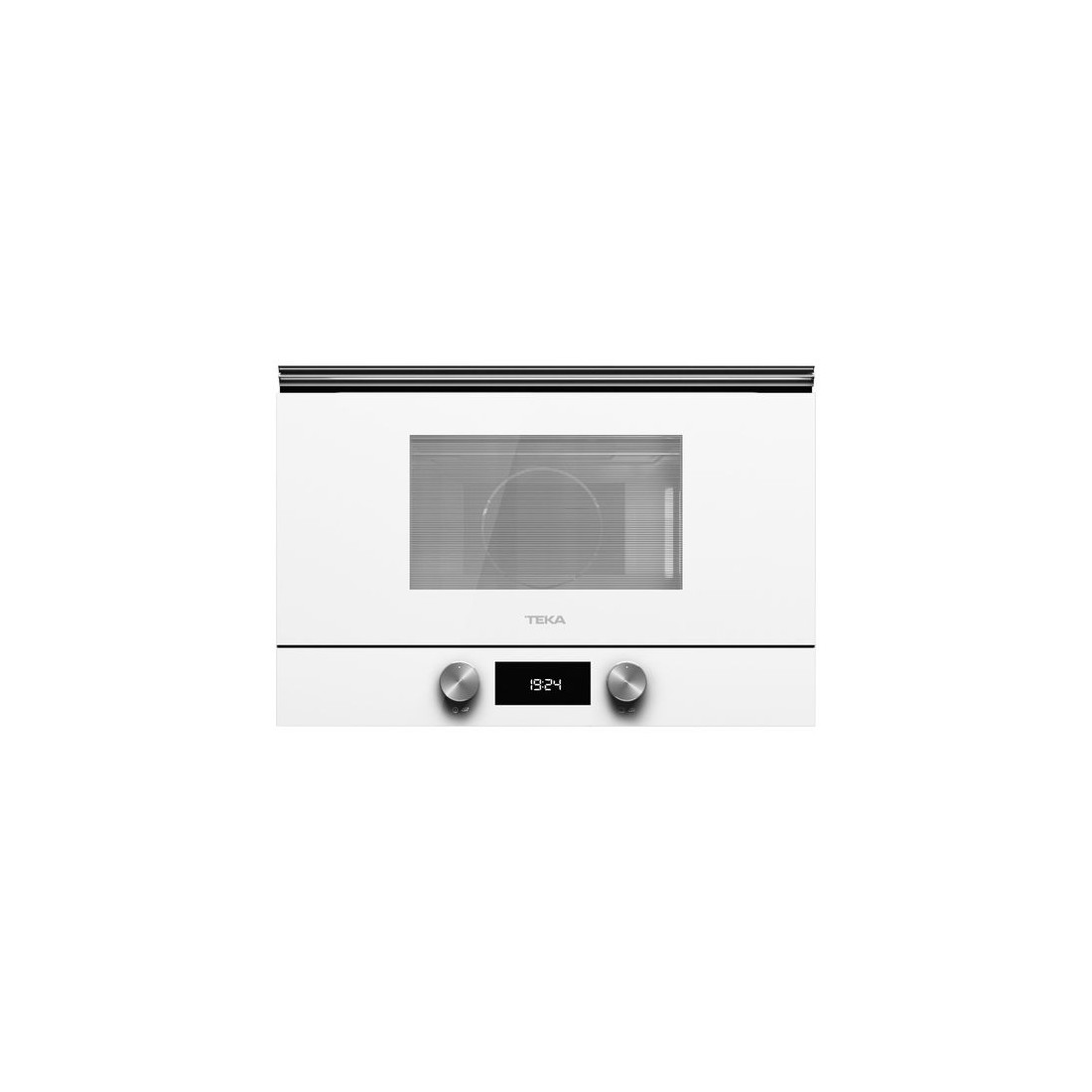 Microondas Integrable - Teka ML8220BISL Cristal, Blanco