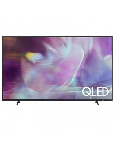 TV QLED - Samsung  QE55Q60A, 4K, 55...