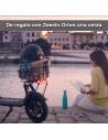 De regalo cesta porta objetos para patinete Zeeclo Orion