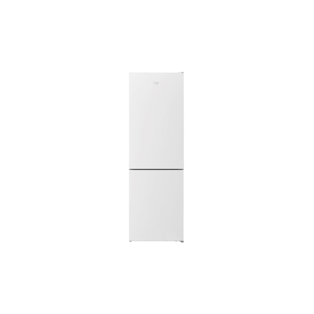 Combi Libre Instalación - Beko RCNA366K34WN, Eficiencia A+, Blanco, Sin dispensador, No-Frost