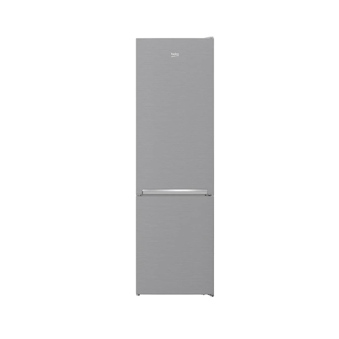 Combi Libre Instalación - Beko RCNA406K40XBN, Eficiencia A++, Blanco, Sin dispensador, Cíclico