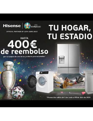 Hasta 400 euros de reembolso con Hisense