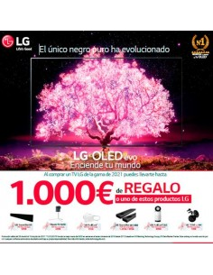 Compra un Televisor LG  y...