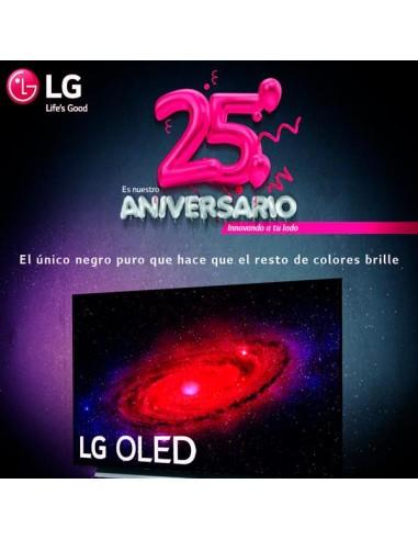 Compra un Televisor LG OLED y llévate...