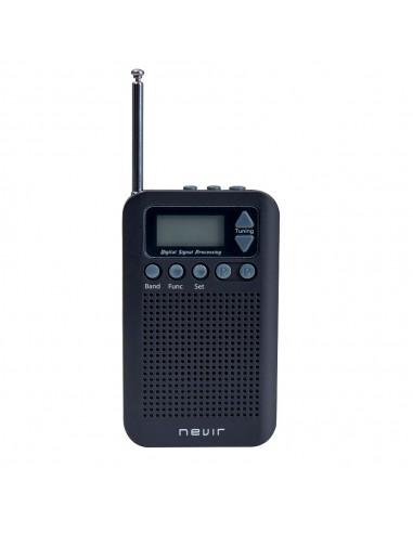 Radio Portátil - Nevir NVR135D Digital