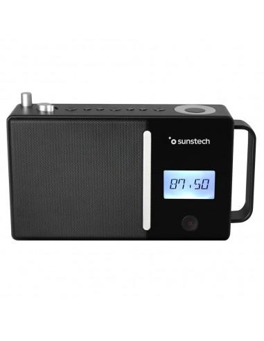 Radio Portátil - Sunstech RPDS500 Negro