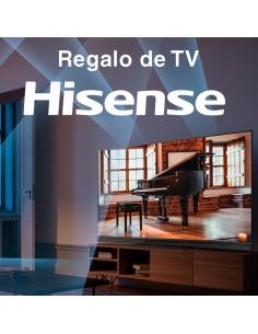 Compra un TV Hisense y...