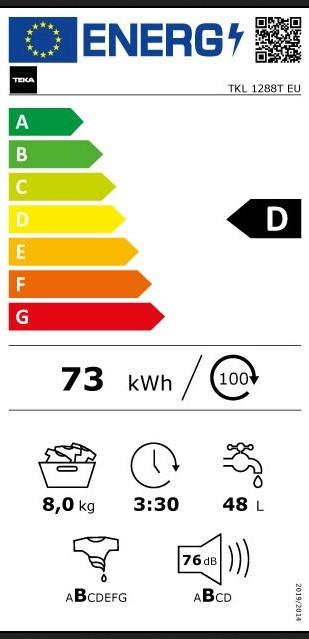 Etiqueta de Eficiencia Energética - 113920004