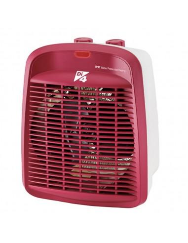 Calefactor - DI4 Calore Rosso