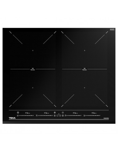 Placa Inducción  - Teka IZF 64600 BK...