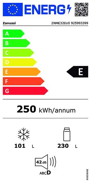 Etiqueta de Eficiencia Energética - 925993399