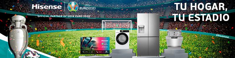Hisense Eurocopa 2020