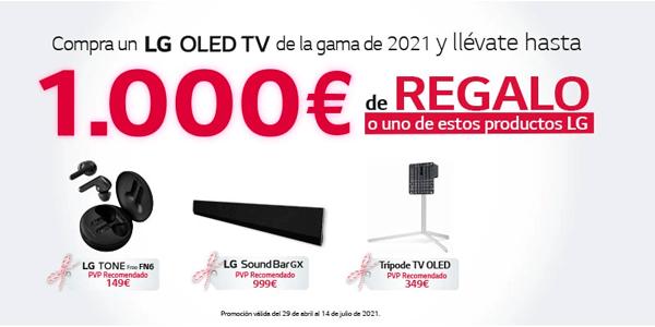 LG cashback 100 euros