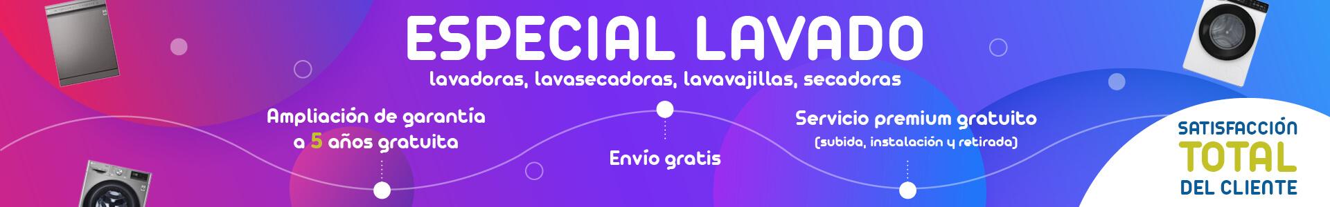 Especial Lavado