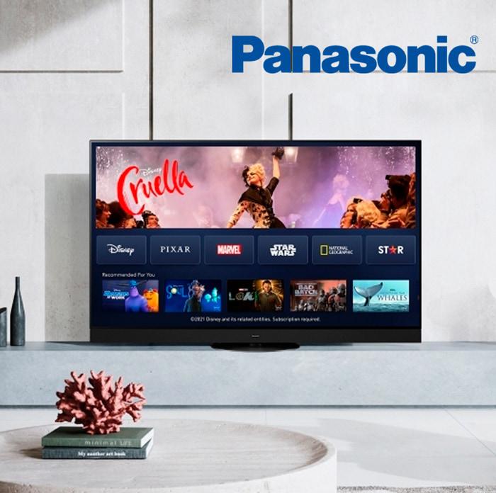 Panasonic televisores