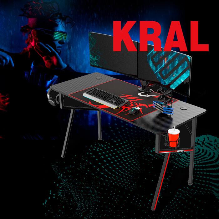Mesa de escritorio Kral