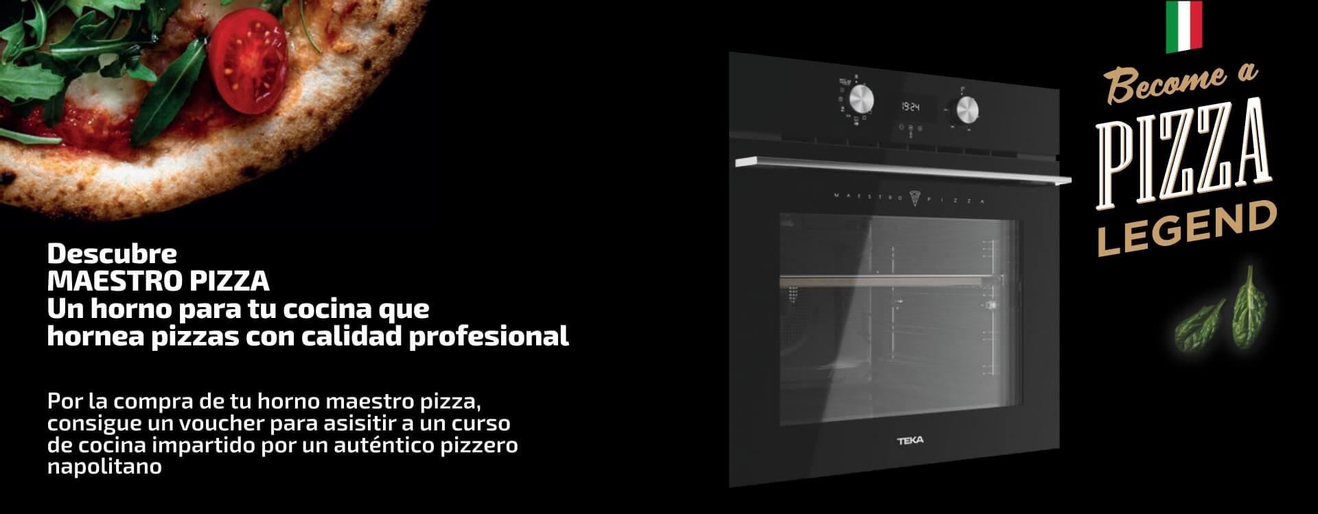 Pizza Legend de Teka